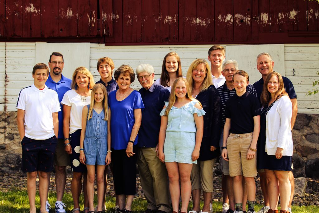 Nicole's Family Reunion