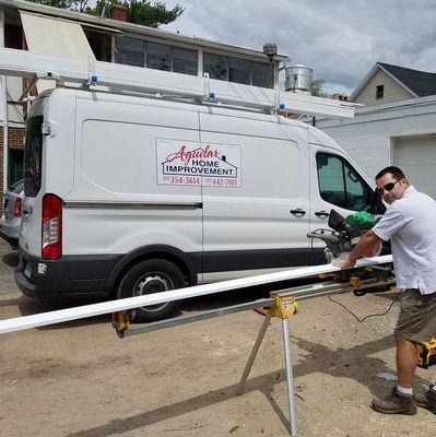 Avatar for Aguilar Home Improvement LLC Trumbull, CT Thumbtack
