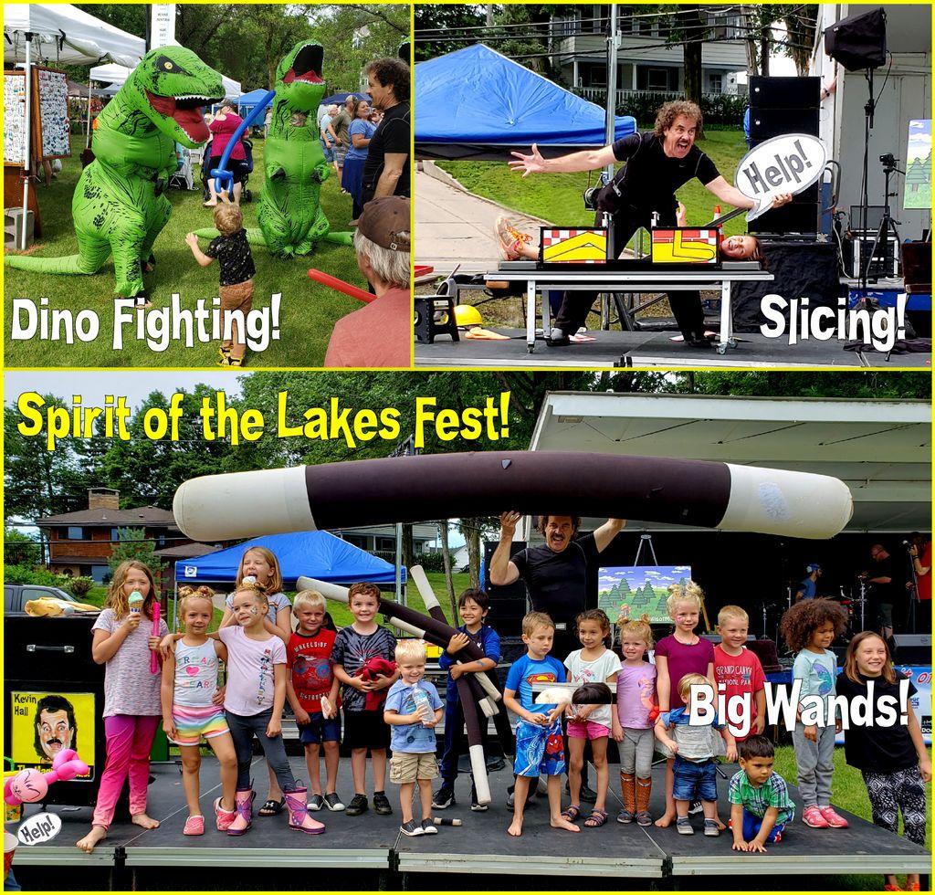 Festival Shows