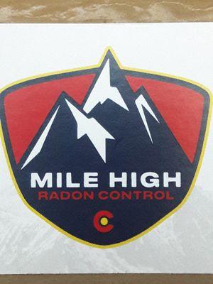 Avatar for MILE HIGH RADON CONTROL