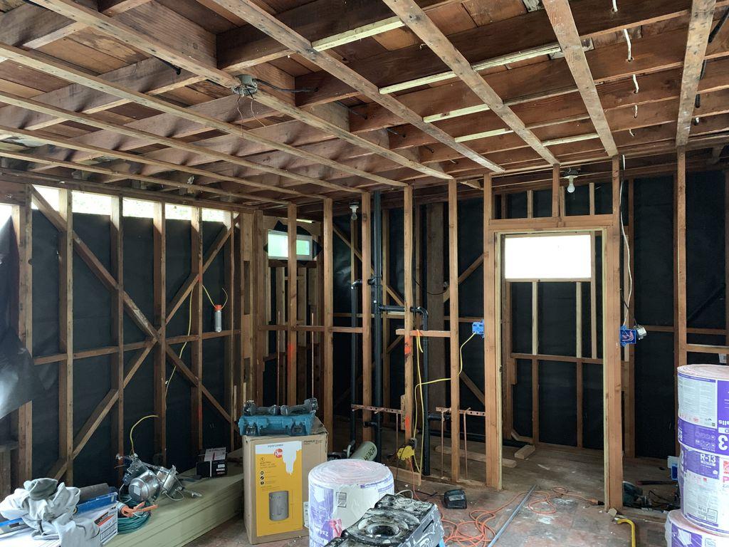 ADU complete remodeling