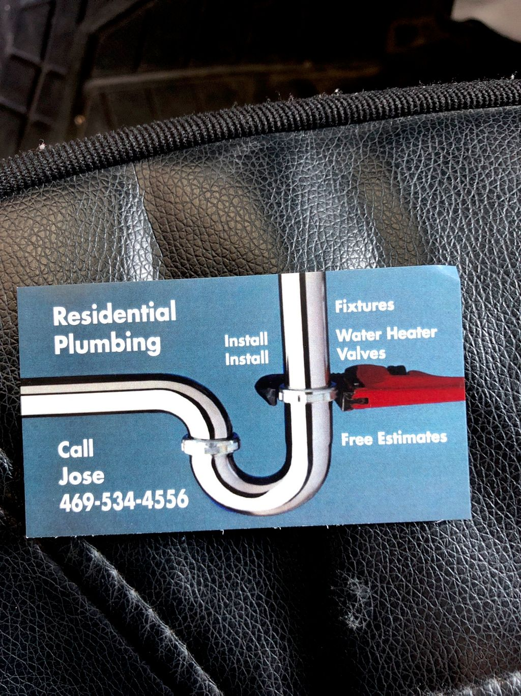 Jose Makes Plumbing Great Again
