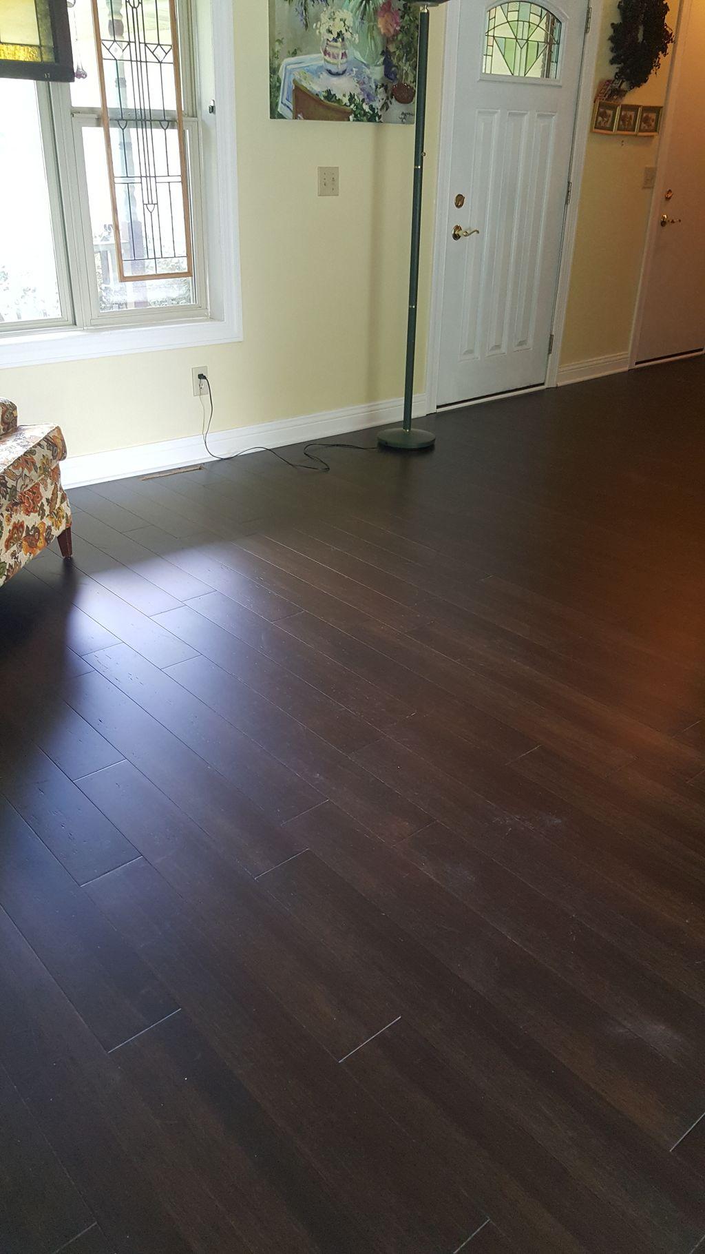 New Engineered Hardwood Flooring