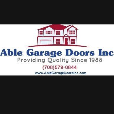Able Garage Doors Inc