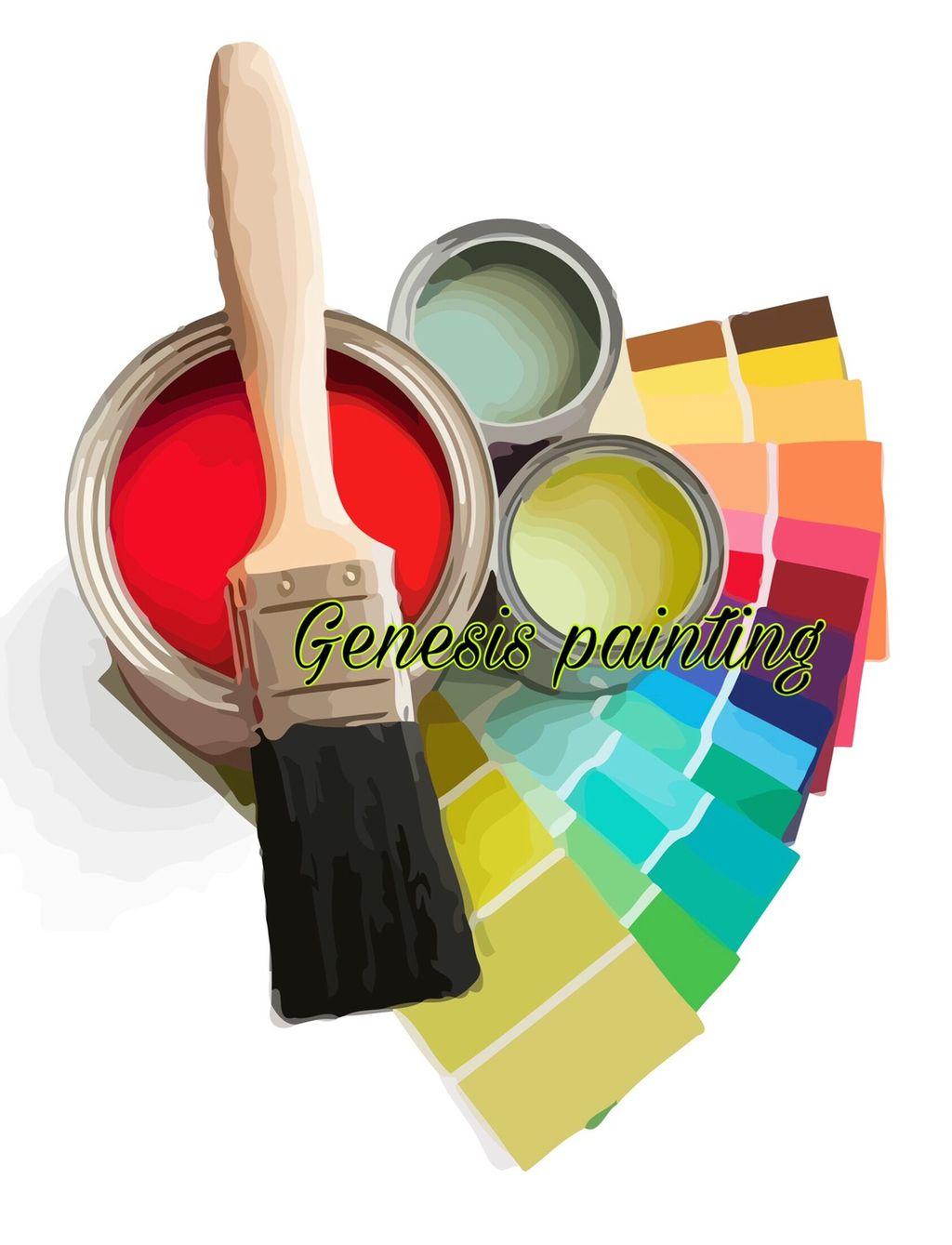 Génesis painting