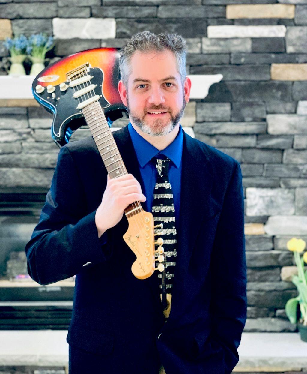 Andrew Wheeler Guitar Lessons
