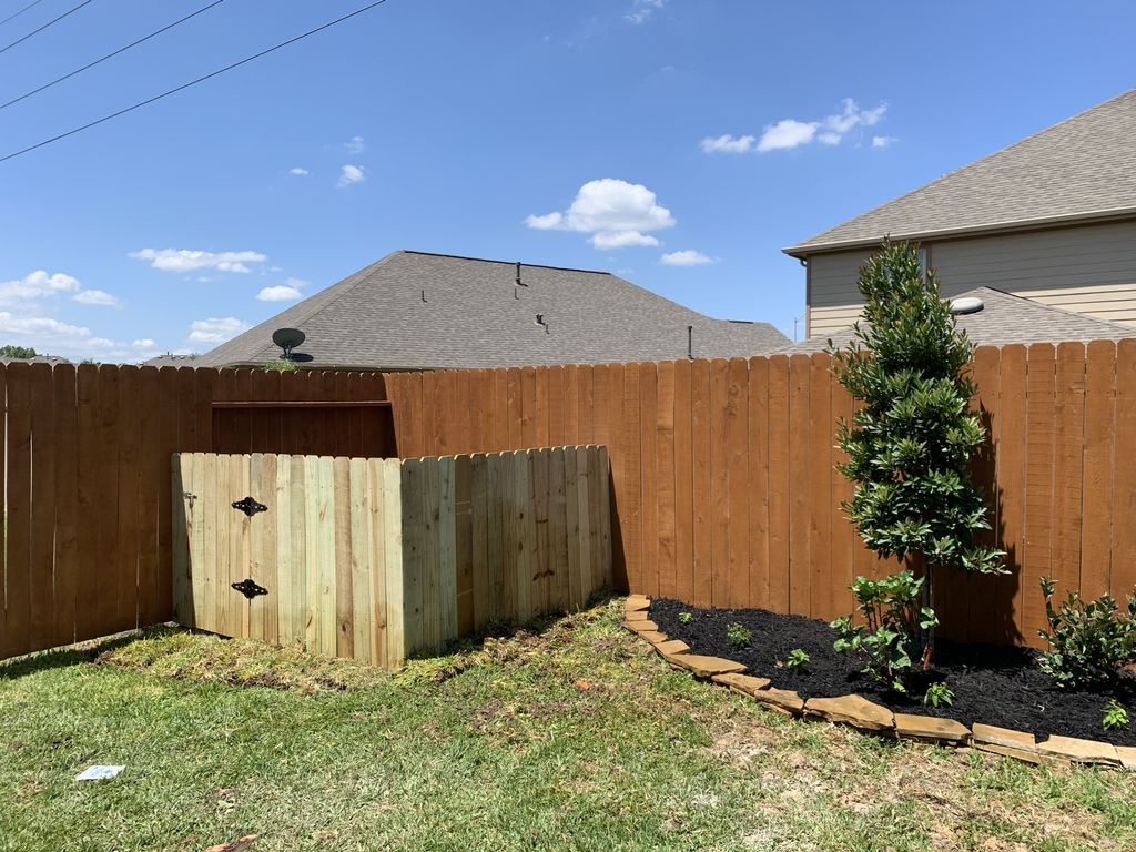 Outdoor Landscaping and Design - Pearland 2019