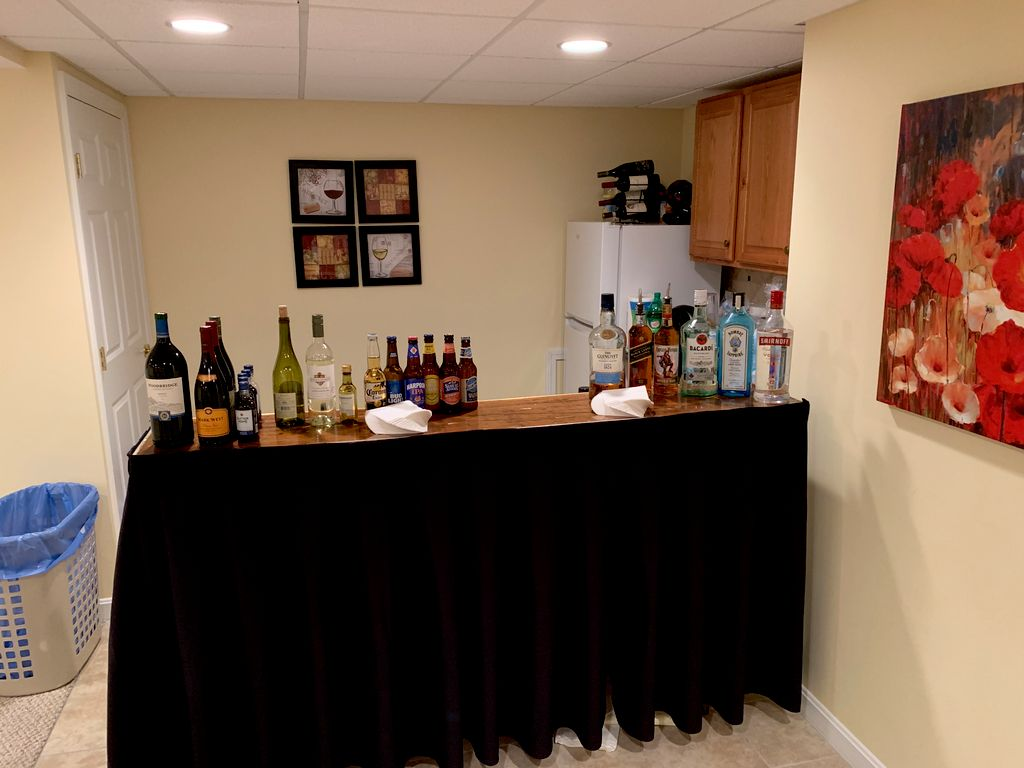 Private party bar