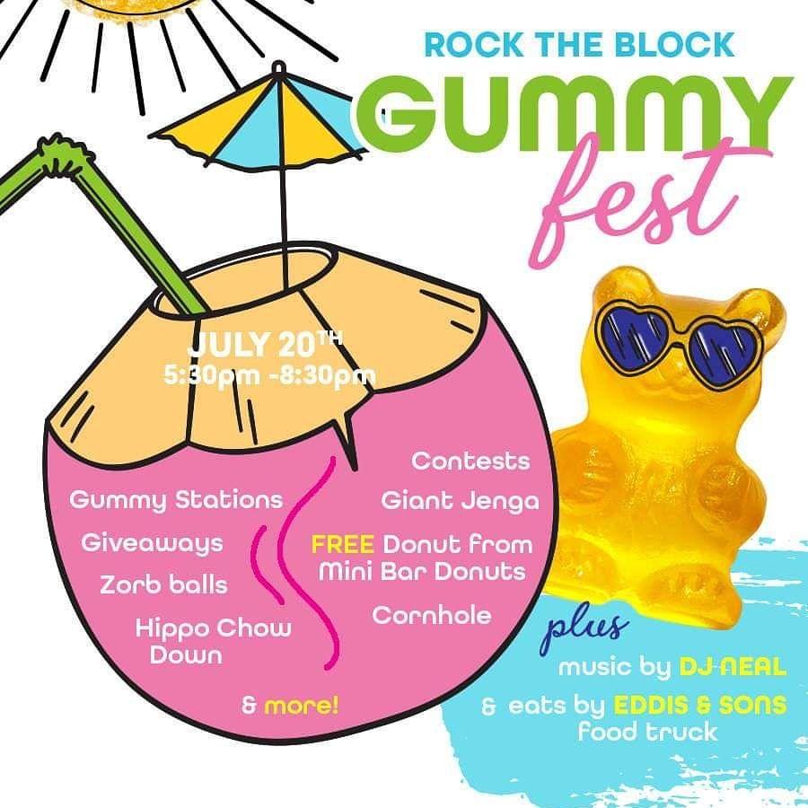 Gummy Fest Downtown