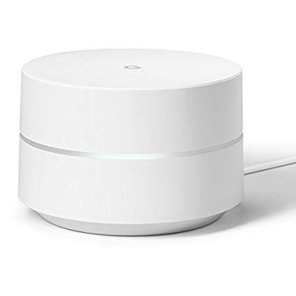 Google Mesh WiFi