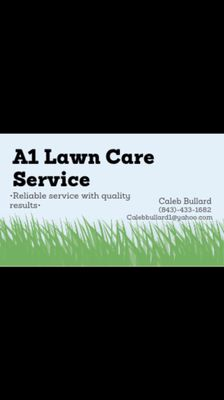 Avatar for A1 Lawncare service Marion, SC Thumbtack