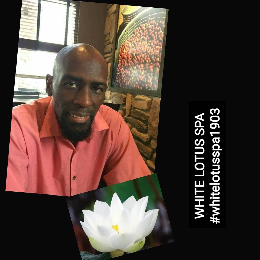 WHITE LOTUS SPA ~ Sedrick [THE ALCHEE GROUP LLC]