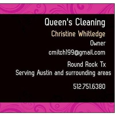 Avatar for Queen's Cleaning Round Rock, TX Thumbtack