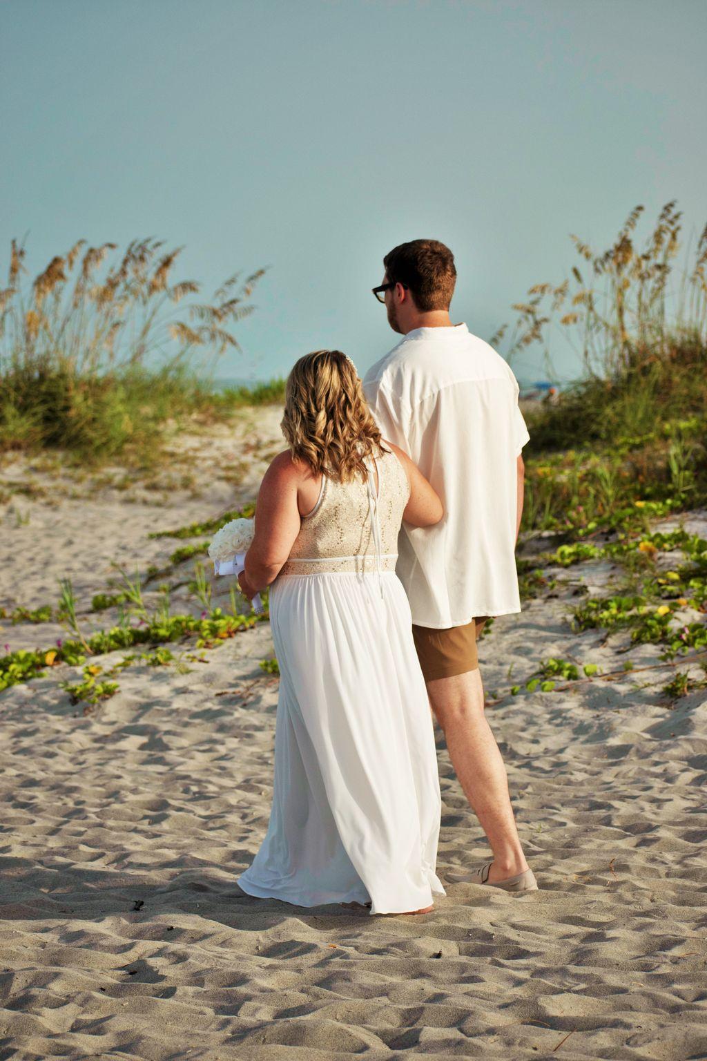 Beach Wedding Bells