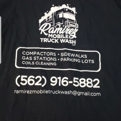 Avatar for Ramirez Mobile Truck Wash LLC
