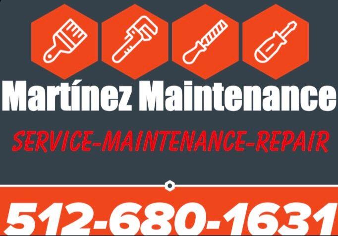 Martinez Maintenance
