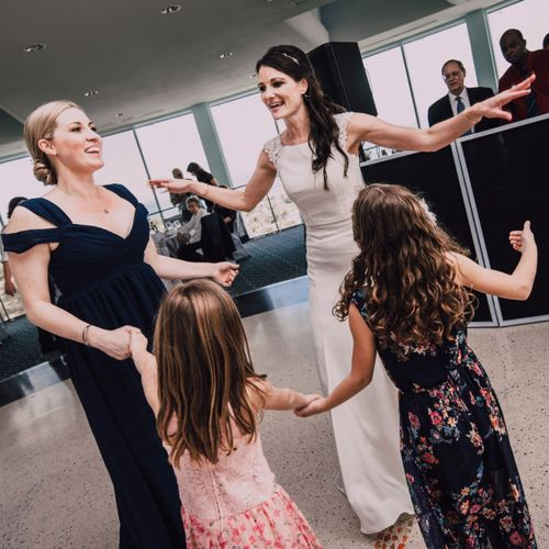 Bride/Children's Dance