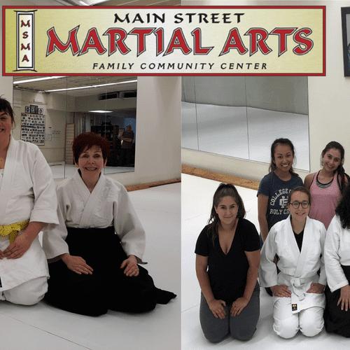 Women's Only Self Defense Martial Arts Class