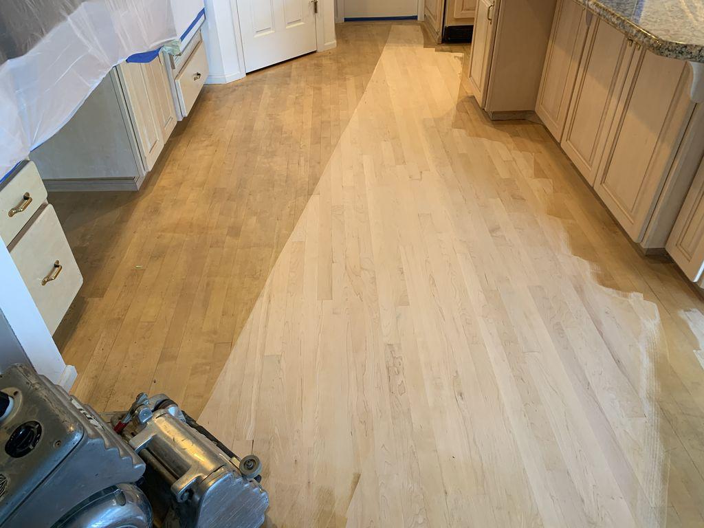 Hardwood Floor Refinishing - Federal Way 2019