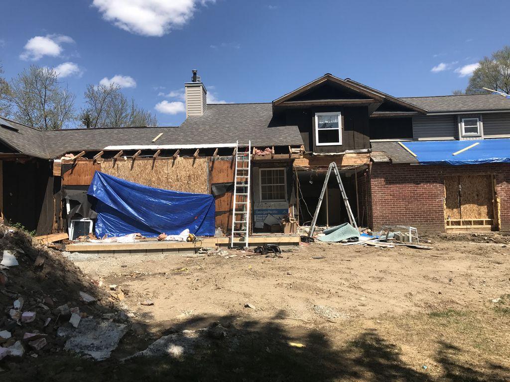 home addition & renovations