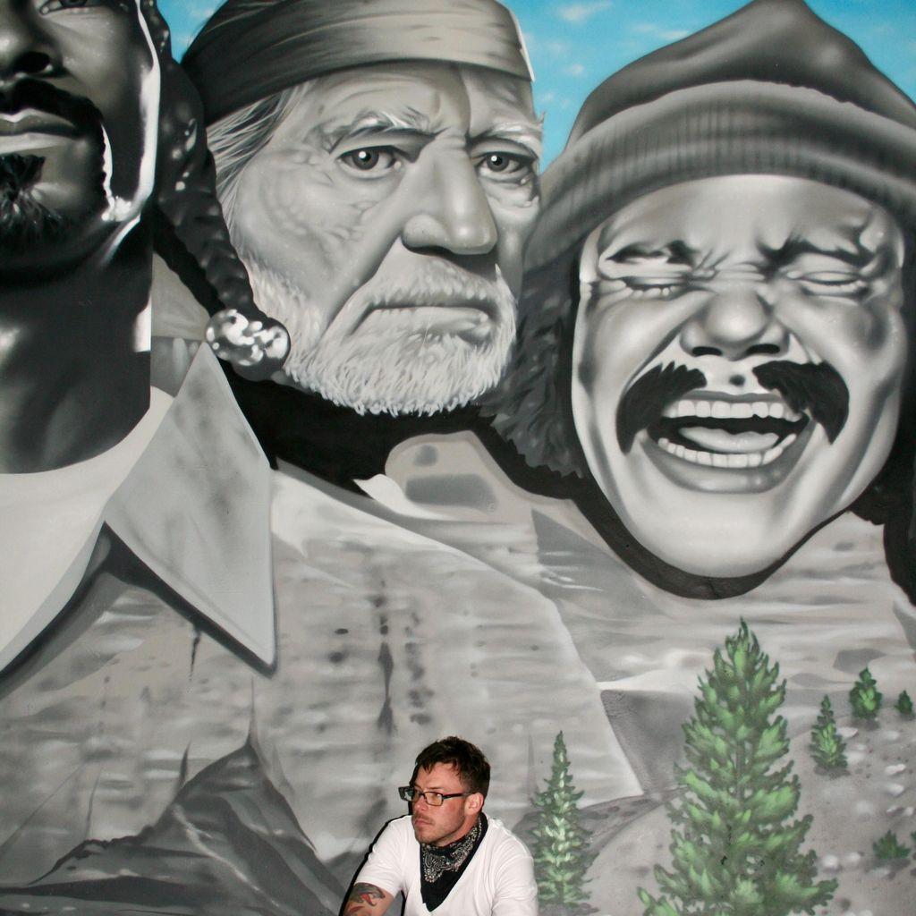 Rhodes Murals