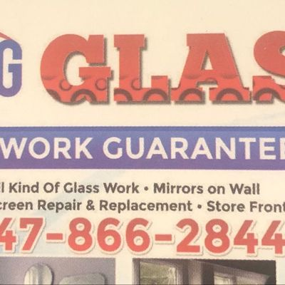Avatar for M and G Glass and Windows