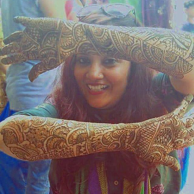 Neet Henna artist
