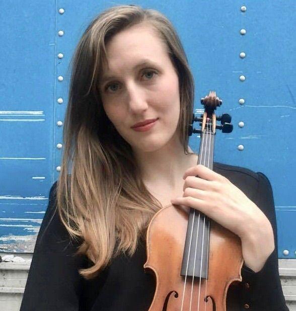 DaNece Lyman Violin: Teacher and Performer