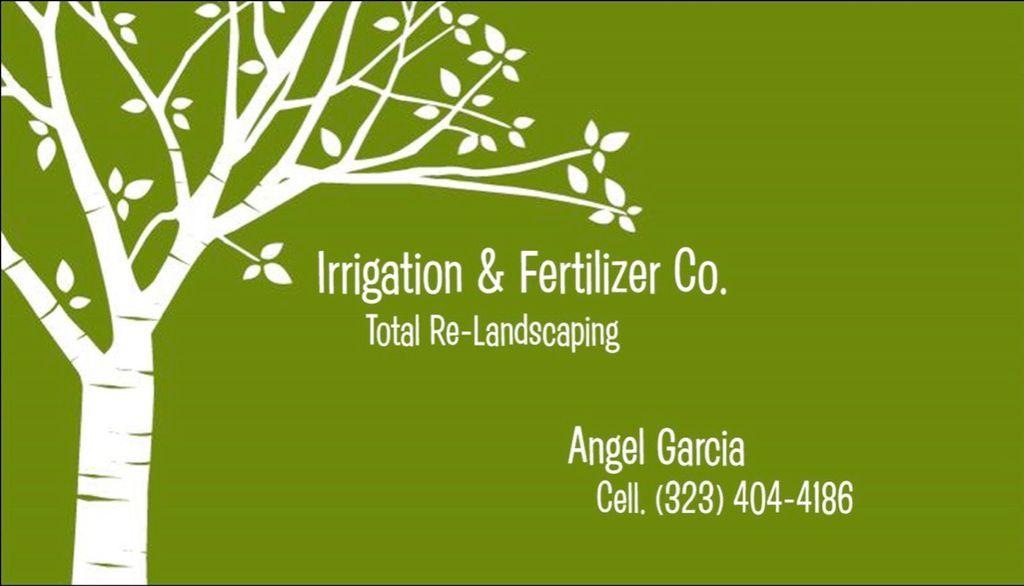 Irrigation & Fertilizer