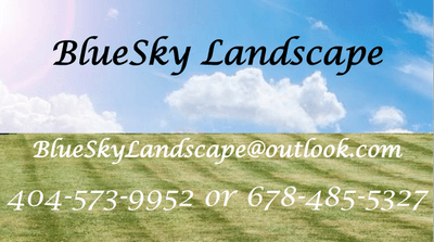 Avatar for Bluesky Landscape LLC Marietta, GA Thumbtack