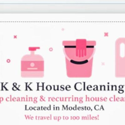Avatar for K & K House Cleaning Modesto, CA Thumbtack