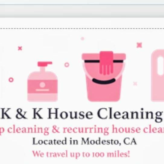 K & K House Cleaning
