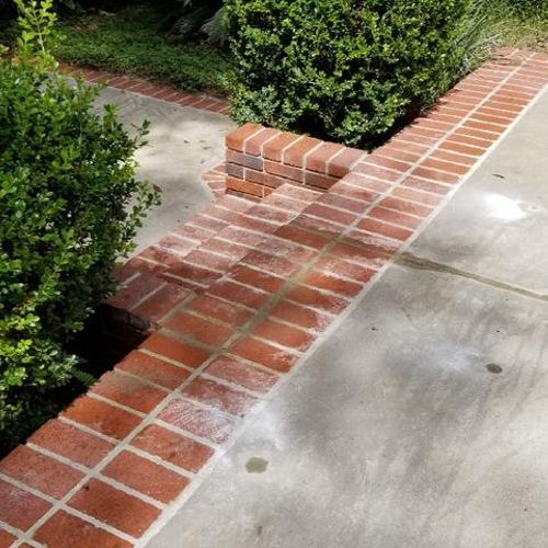 Cracked & Sinking Patio After PolyRenewal