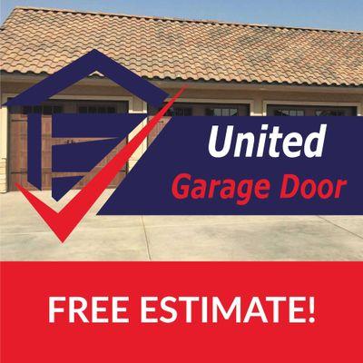 Avatar for United Service Group Inc. DBA United Garage Door