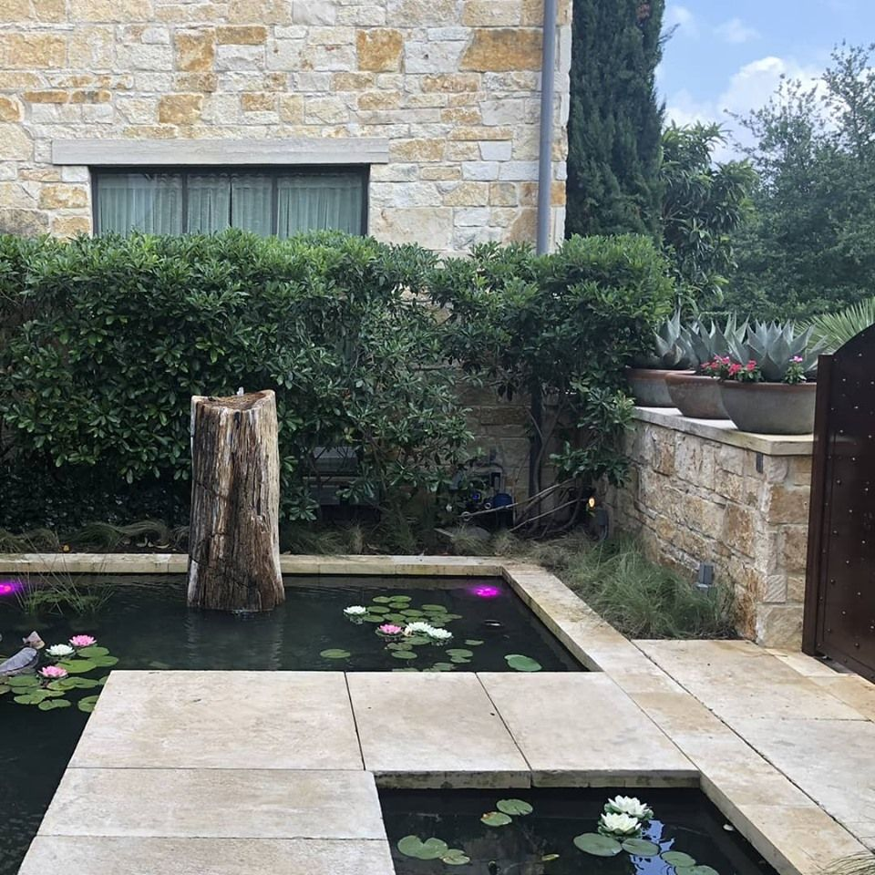 Recent Koi Ponds & Water Features