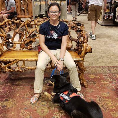 Avatar for River Riah Dog Training Richmond, VA Thumbtack