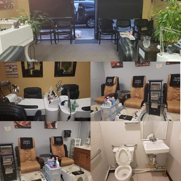 Nail Salon Cleaning