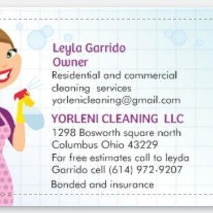 Avatar for YORLENI CLEANING LLC Columbus, OH Thumbtack