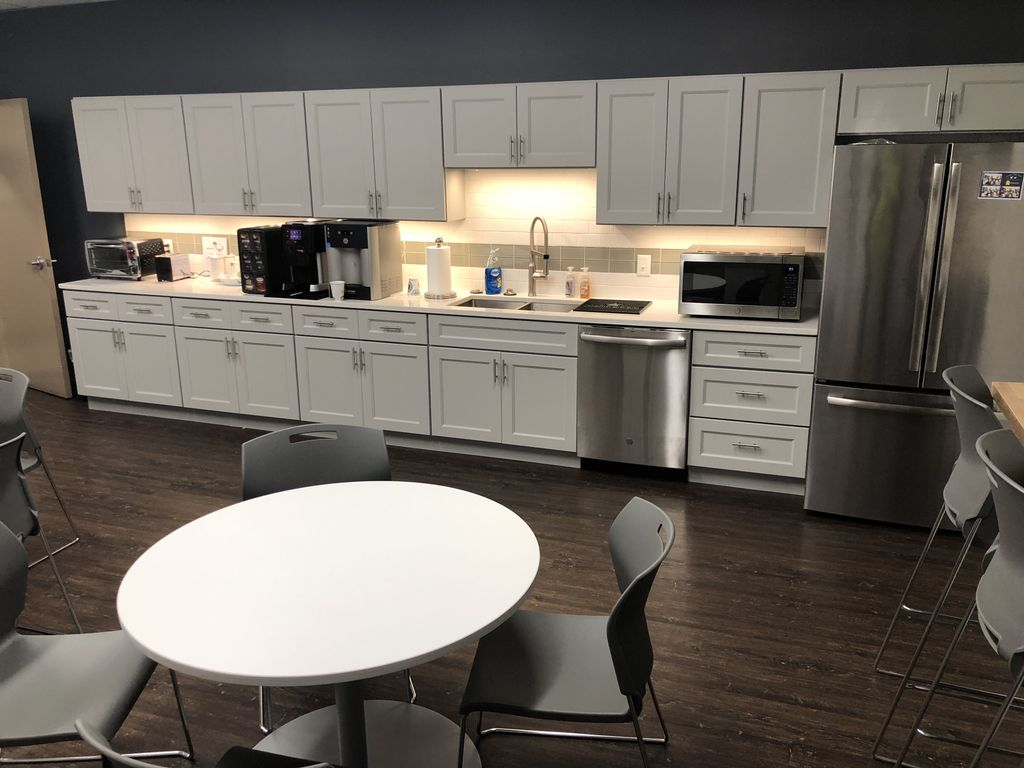 Premium Distributors Break Room Design Build