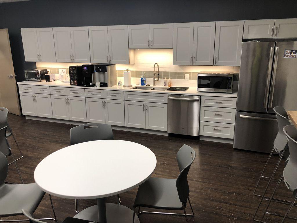 Premium Distributors Break Room Design Build