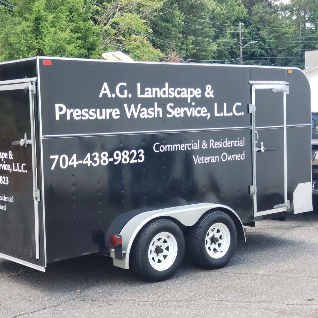 A.G. Landscape and Pressure Wash Service, L.L.C.