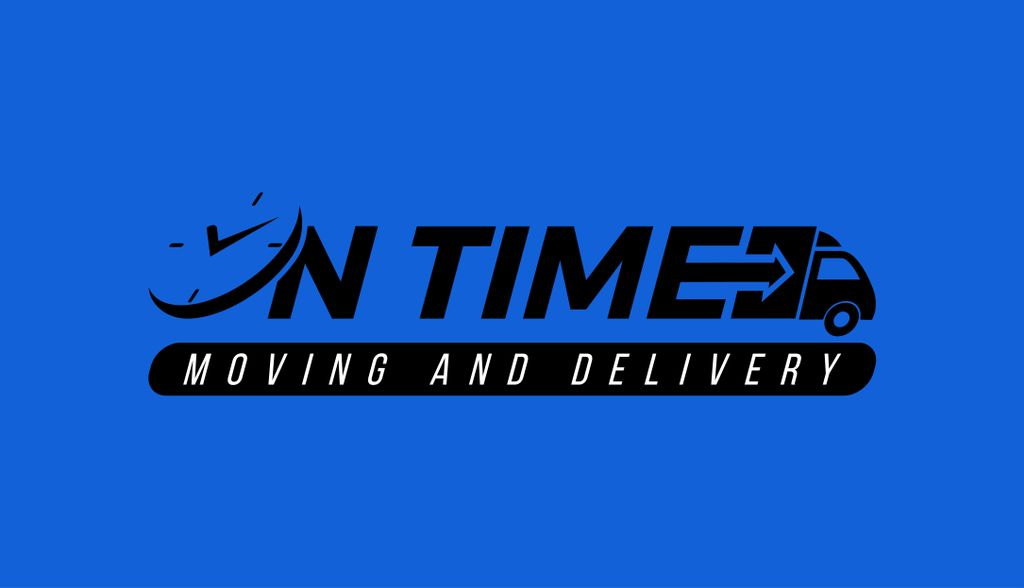 On Time Moving and Delivery