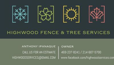 Highwood Fence and Tree Services Frisco, TX Thumbtack