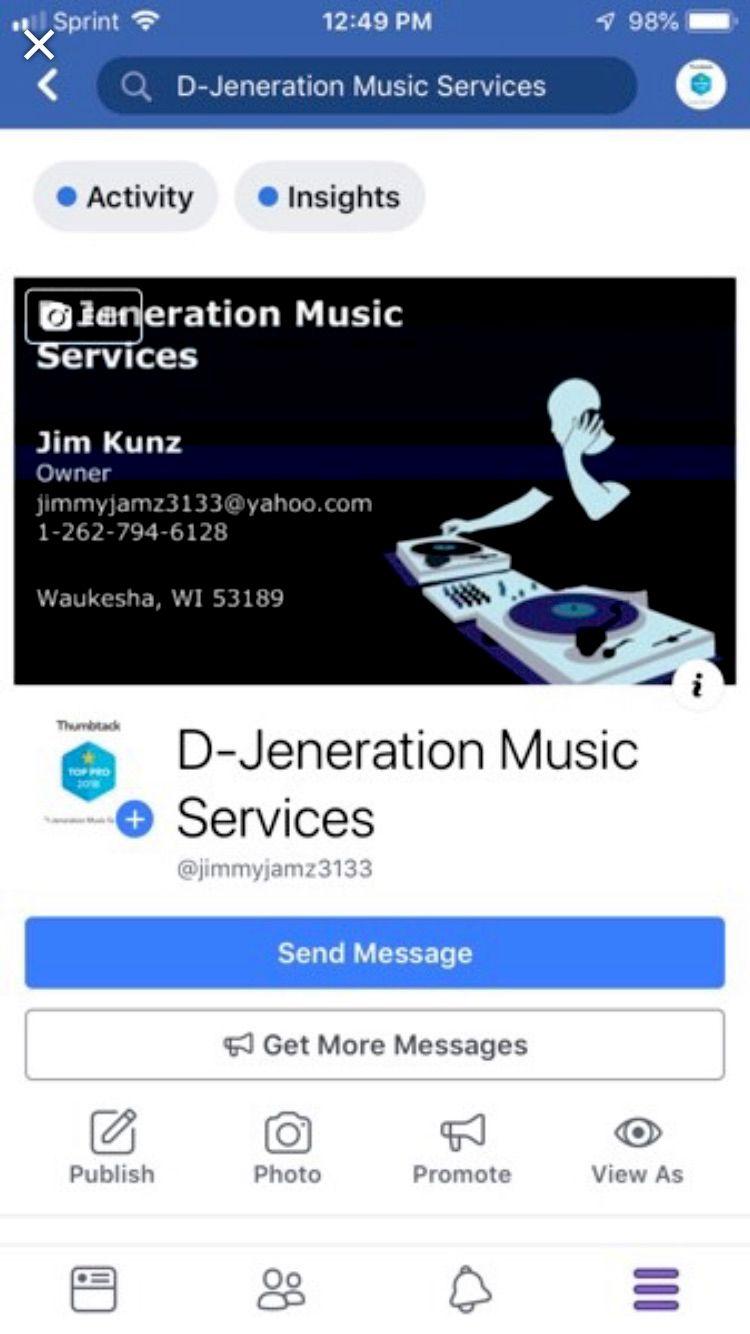 D-Jeneration Music Services