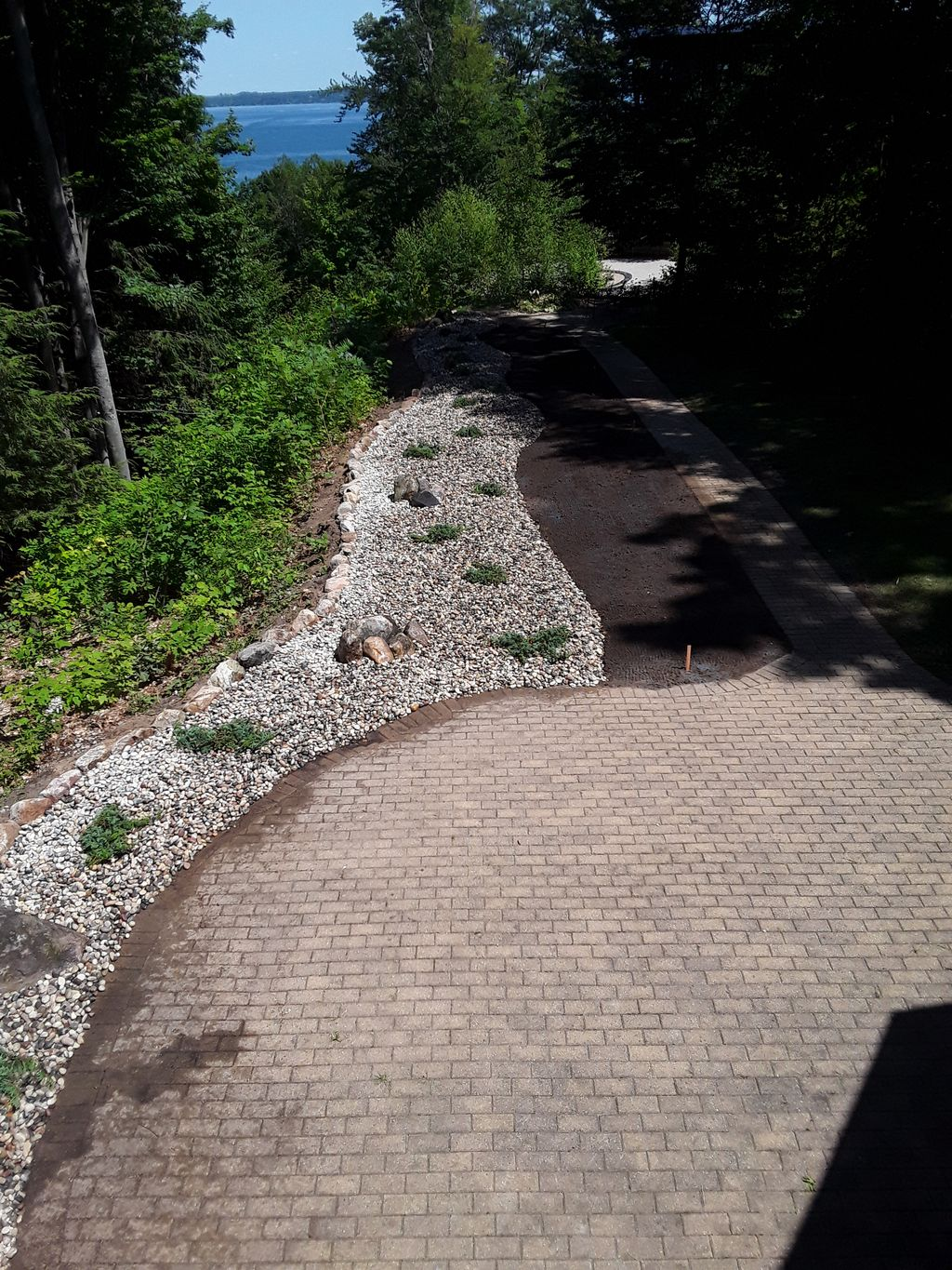 Outdoor Landscaping and Design - Traverse City 2019