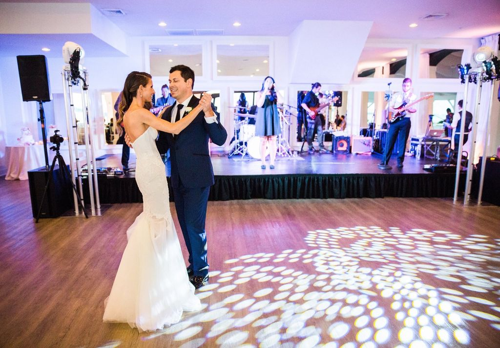 In Home Wedding Dance Lessons
