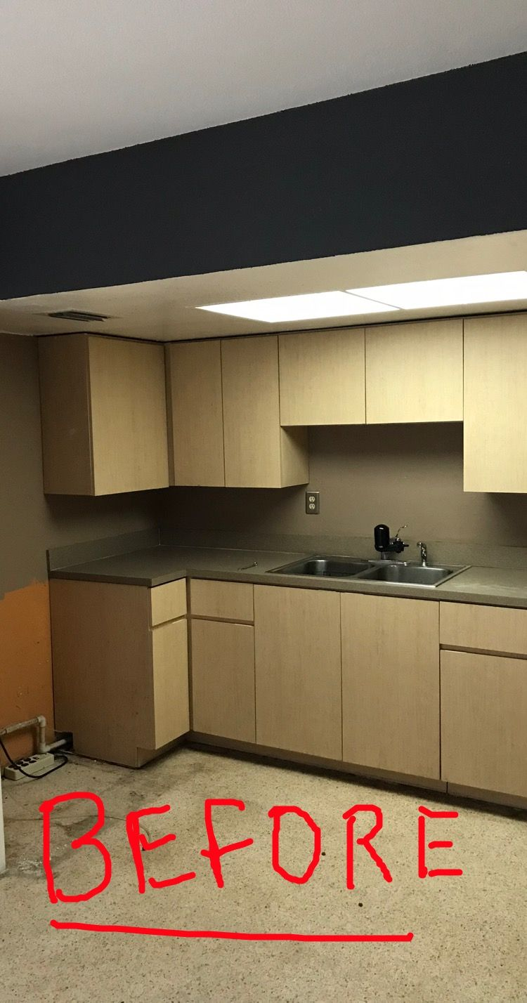 Flooring cabinets and tops