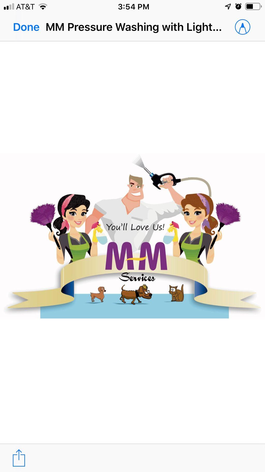M-M Services LLC