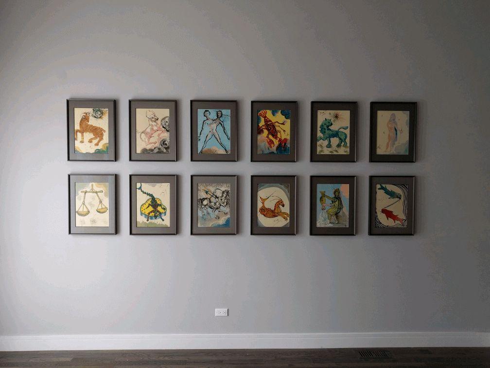 Art Hanging Collage