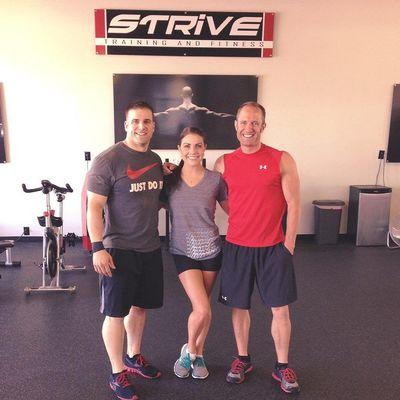 Avatar for Strive Training and Fitness, LLC Orem, UT Thumbtack